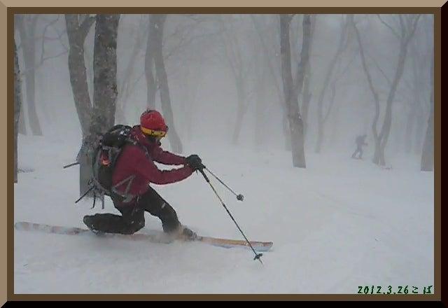 ロフトで綴る山と山スキー-0326_1205