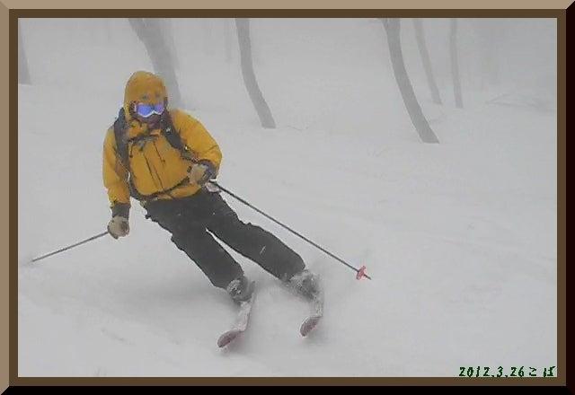 ロフトで綴る山と山スキー-0326_1204