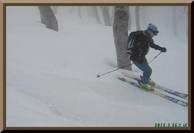 ロフトで綴る山と山スキー-0326_1206