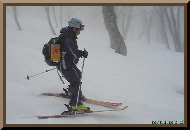 ロフトで綴る山と山スキー-0326_1209
