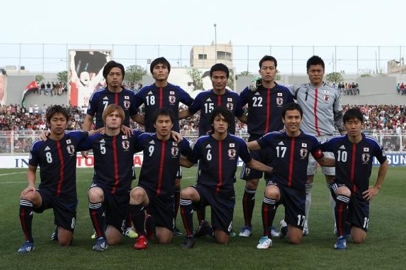 サッカー 日本代表 ヨルダン 最終予選 海外組