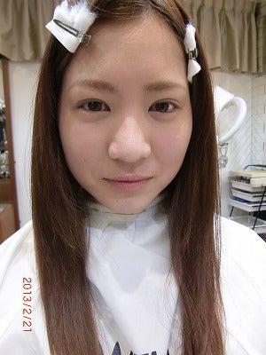 すっぴんからのbefore→after トリンドル玲奈ちゃん風 ViVi系 ...