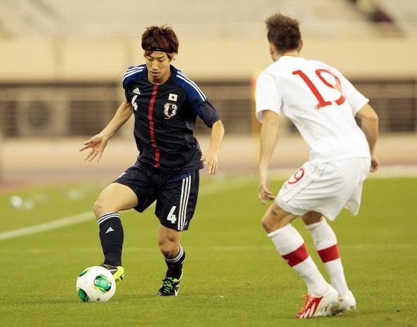 大津祐樹 サッカー 日本代表 ヨルダン 最終予選 海外組