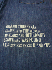 $GRAND TURKEY blog.