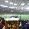 巨人 vs 広島 @東京ドームの画像