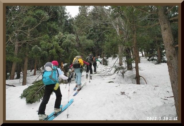 ロフトで綴る山と山スキー-0330_0721