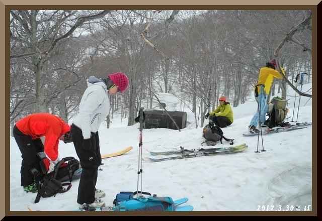 ロフトで綴る山と山スキー-0330_0826