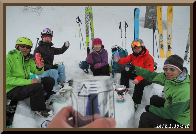 ロフトで綴る山と山スキー-0330_1126