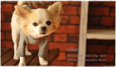 $YOMO -ハンドメイドのこども服&犬服-