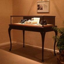 $オーダー家具・小物製作例 モダン・クラシック・カントリー・猫脚も木糸土にお任せ-ジュエリー猫脚1