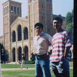 """BRUIN  信州上田 """"六紋銭"""" UCLA"""