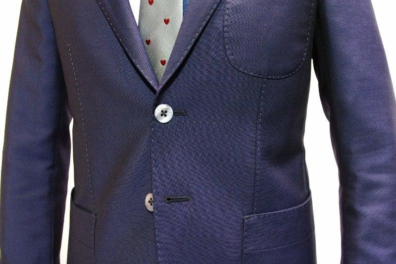 渋谷でスーツならavance青山店のブログ-2釦