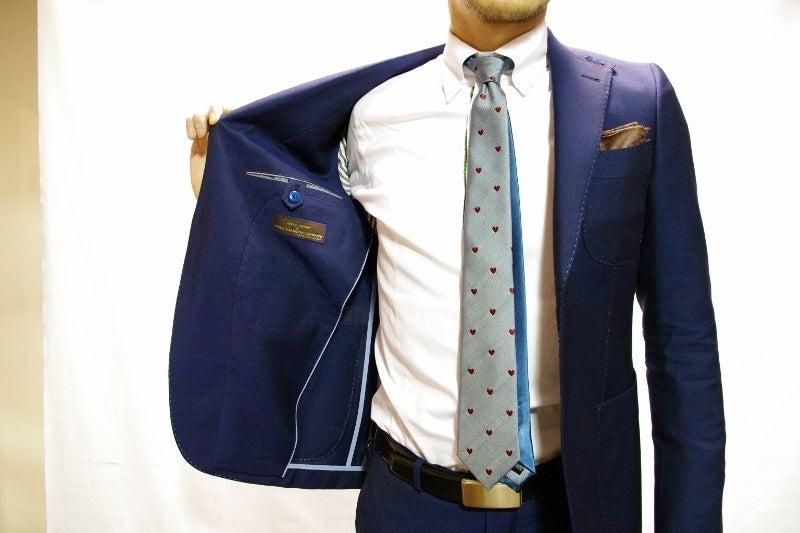 渋谷でスーツならavance青山店のブログ-お台場仕立て