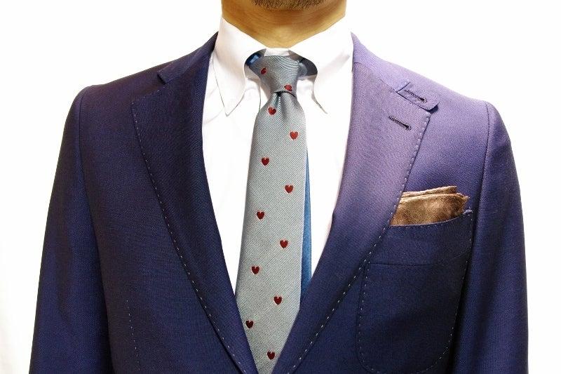 渋谷でスーツならavance青山店のブログ-ノッチドラペル