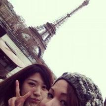 パリの旅♡