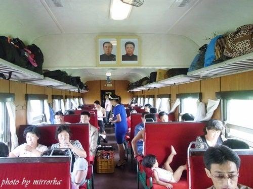中国大連生活・観光旅行ニュース**-北朝鮮から丹東への国際列車