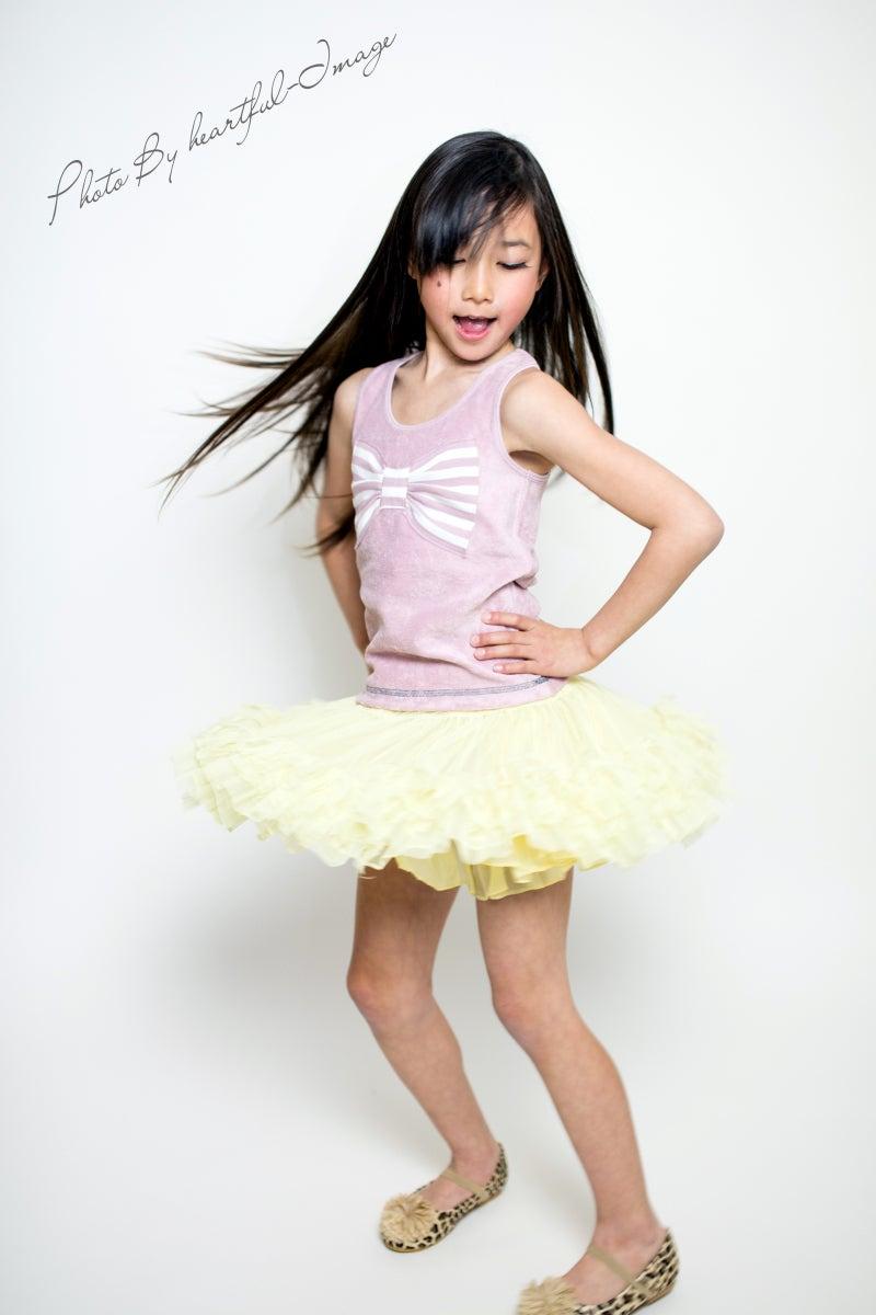 キッズモデル 写真:ハートフルイメージ場所:Studio SEIJO モデル:りるは→Web  site:http://ameblo.jp/real-heart1779/