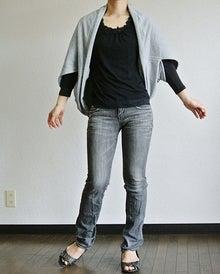 f541f6d6aaafc 「まっすぐ縫うだけのドルマンカーディガン」(ニット専用のパターンになります). こいとの Sewing Life ...