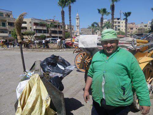 かぜのこぴゅう、イエメンからエジプトへとぶ