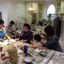 4月の陶芸教室は20…