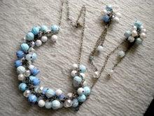 かずかずの婆婆のブログ-ブルーのセット