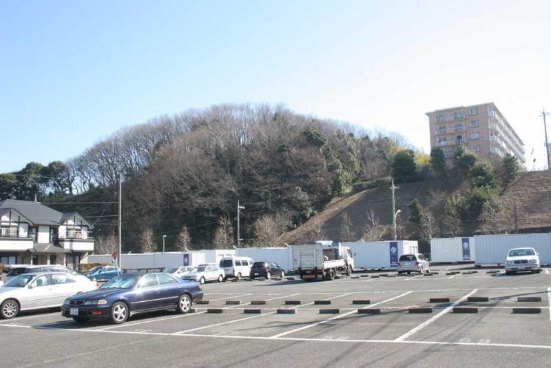 寺尾城(多摩)/遠景