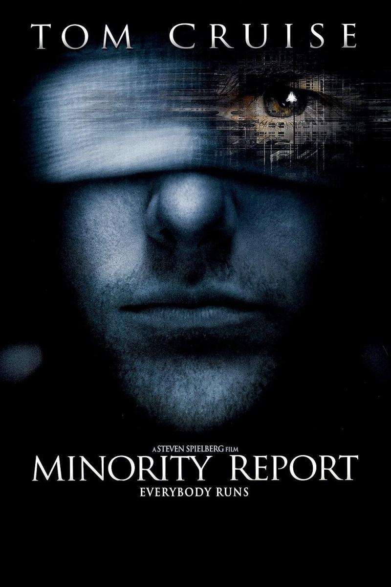 リポート マイノリティ