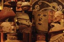 anetaka-blog-10周年記念イベント-南米土器コレクション