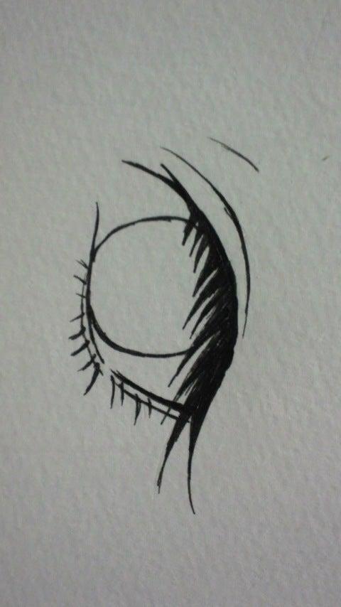 コピック3本で目イキングイラスト 松子の小屋