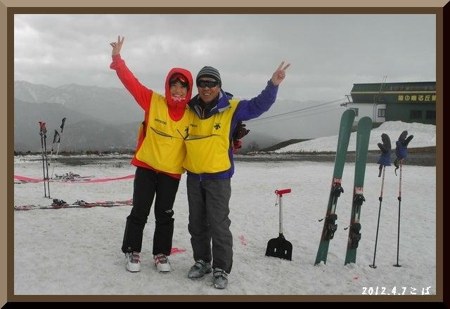 ロフトで綴る山と山スキー-0407_0938