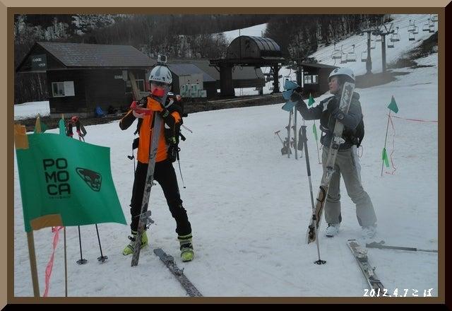 ロフトで綴る山と山スキー-0407_1016
