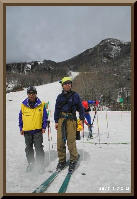 ロフトで綴る山と山スキー-0407_1047