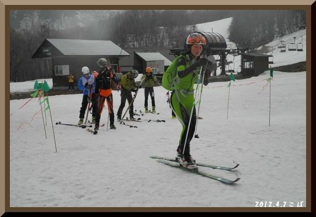 ロフトで綴る山と山スキー-0407_1001