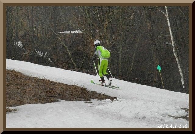 ロフトで綴る山と山スキー-0407_1002