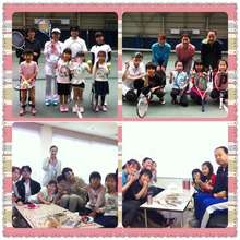 $♪ Happy Kids Tennis ♪-写真2