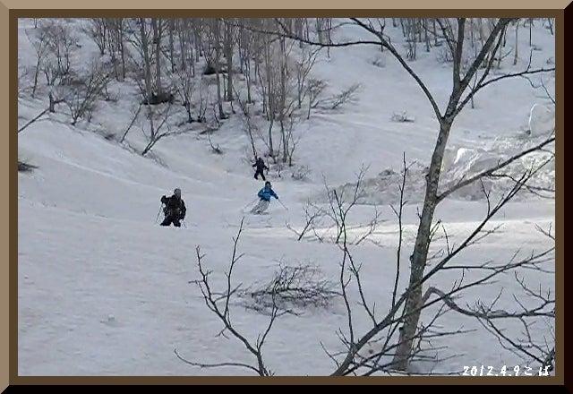 ロフトで綴る山と山スキー-0409_1511