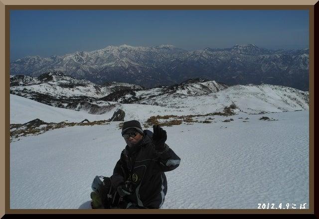 ロフトで綴る山と山スキー-0409_1127