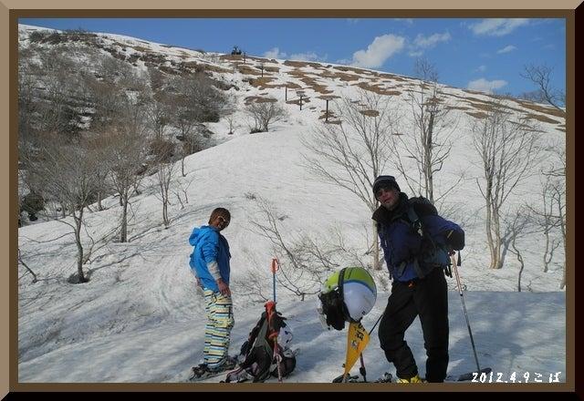 ロフトで綴る山と山スキー-0409_1545