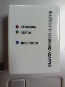 Bluetooth Keyboard Adapter