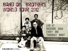 佐賀のライブハウス RAG・G(ラグジー)  Rock Ride(ロックライド)公式サイト-BAND OF BROTEHERS
