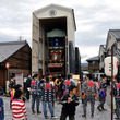 犬山祭を見に行く