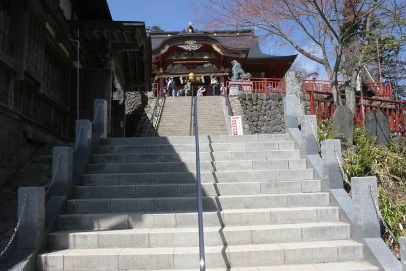 御岳城/御岳神社