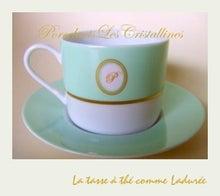 福岡ポーセラーツ・紅茶教室・パーソナルカラーのお教室 ~ Les Cristallines ~クリスタリーヌ (日本ヴォーグ社福岡主催サロン)