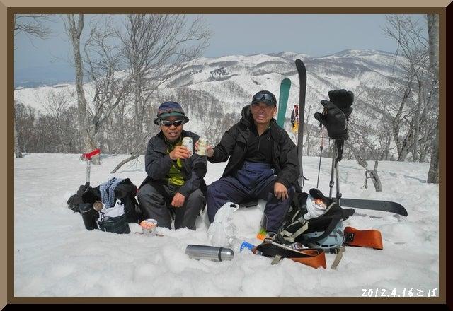 ロフトで綴る山と山スキー-0416_1209