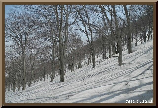 ロフトで綴る山と山スキー-0416_1055