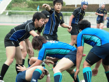 SUNDAI RUGBY MANAGER BLOG-セブンス
