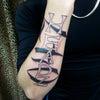 刺青★文字(腕)HEADZ 047!の画像