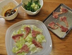 すー太郎、料理のレシピ