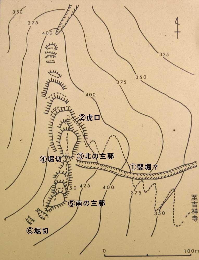 檜原城/図