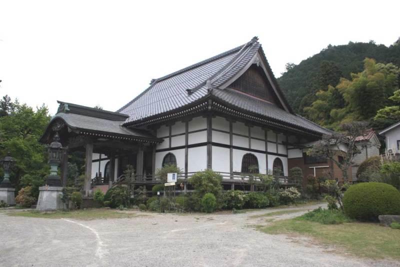戸倉城/光厳寺